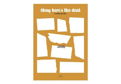 Noteblock   Okay Here's The Deal   Ochre/Oker