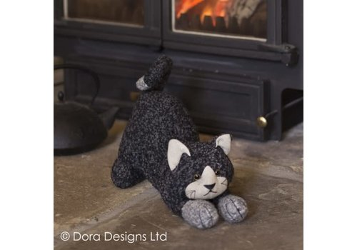 Dora designs Deurstopper Felix Cat