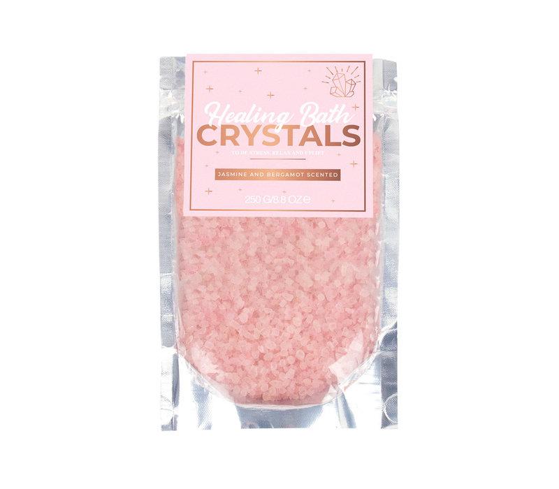 Bad Kristallen - Healing