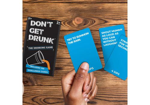 Cortina Trivia - Don't Get Drunk