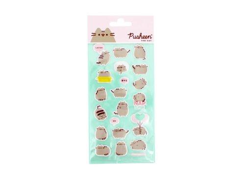 Kingspoint Pusheen stickervel