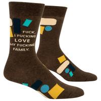 Sokken -  Fuck I Love My Family