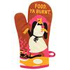 Cortina Ovenwant - Food, Ya Burnt