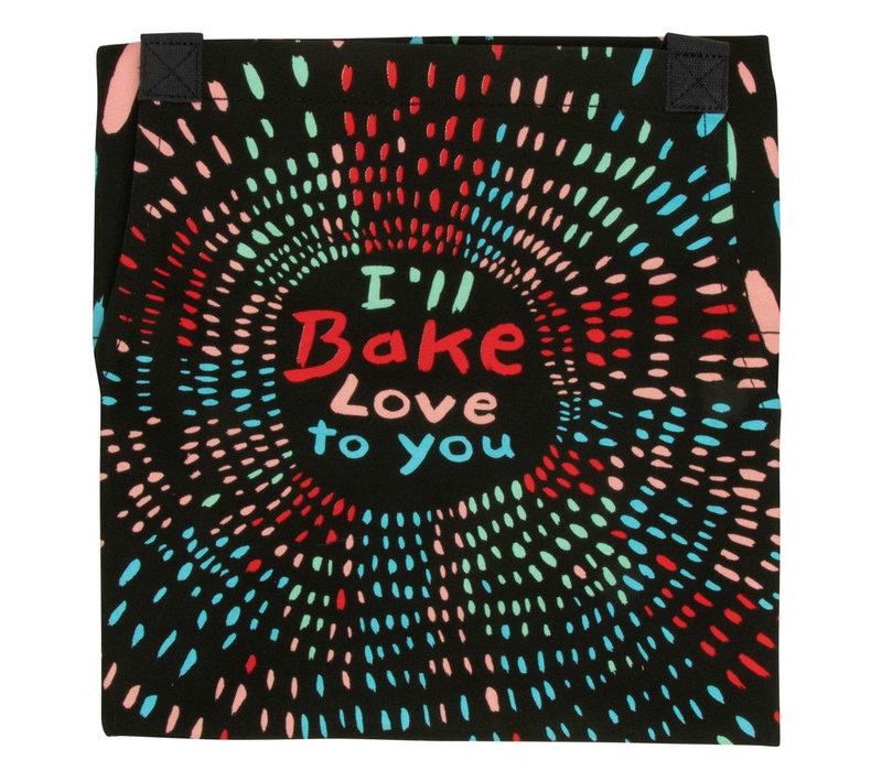 Schort - Bake Love to you