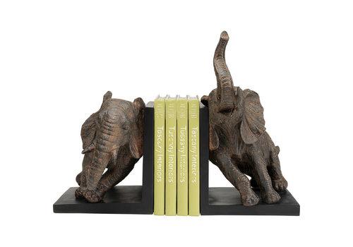 Karé Boekensteunen- Olifanten (set)
