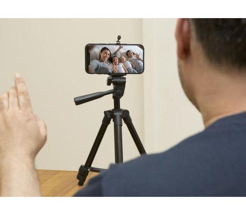 Verstelbare statief voor je mobiel