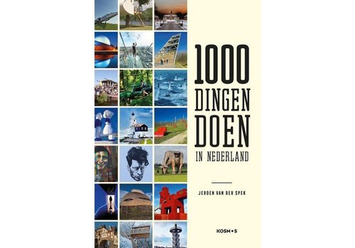 VBK media 1000 dingen doen in Nederland