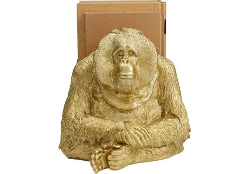 Karé Boekensteun Orang-utan goud