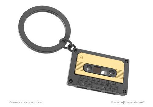 MTM Sleutelhanger Cassette bandje