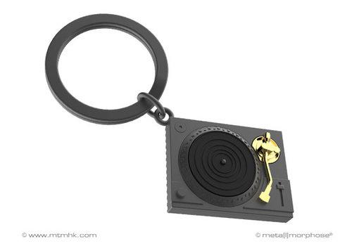 MTM Sleutelhanger Platenspeler