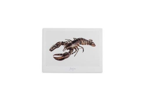 Malou Kalay Cancer (kreeft) artcard