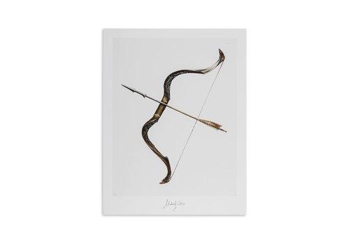 Malou Kalay Sagittarius (boogschutter) artcard