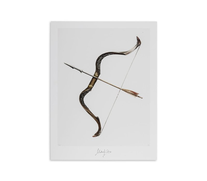 Sagittarius (boogschutter) artcard