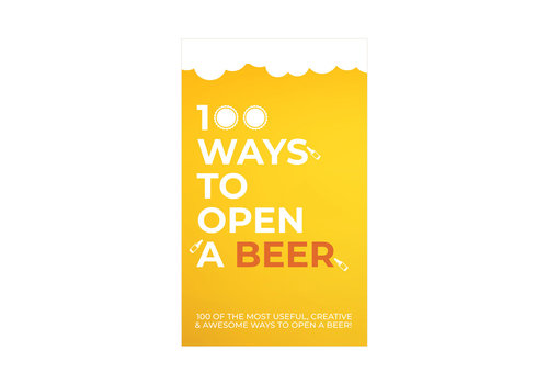 Cortina Trivia - 100 Ways to Open a Beer