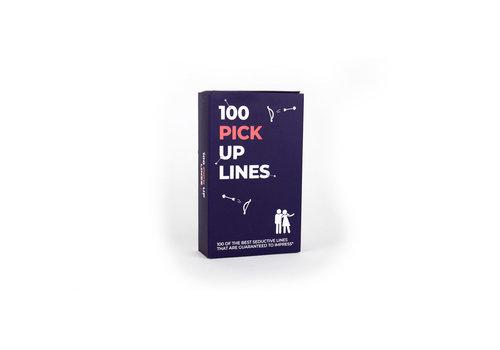 Cortina Trivia - 100 Pick Up Lines
