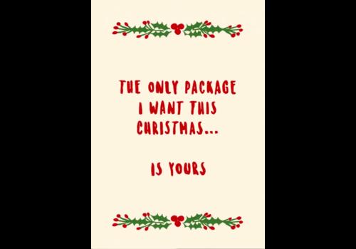 Kaart Blanche Package
