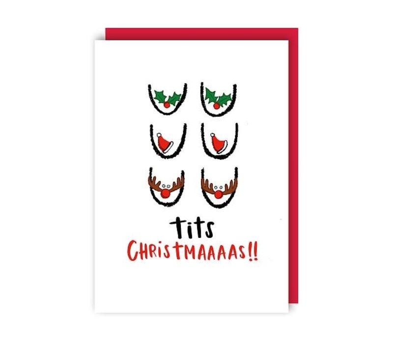 Tits Christmas