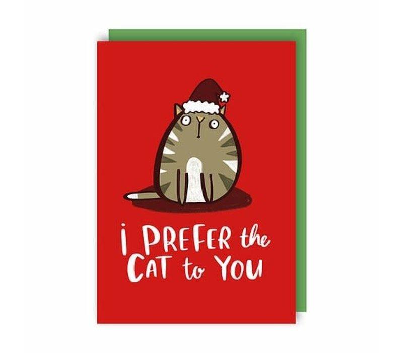 Prefer the Cat Christmas