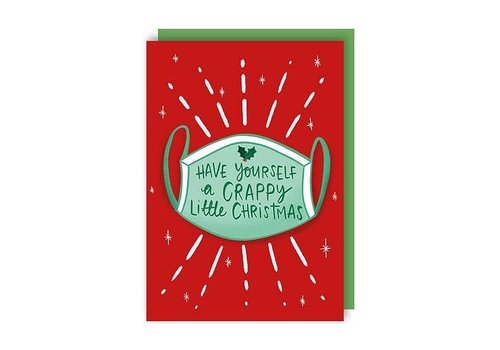 Lucy Maggie Designs Crappy Christmas