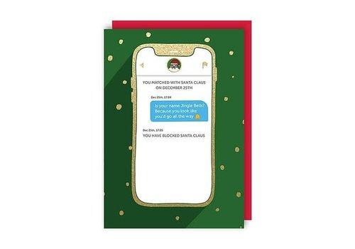 Lucy Maggie Designs Santa Jingle