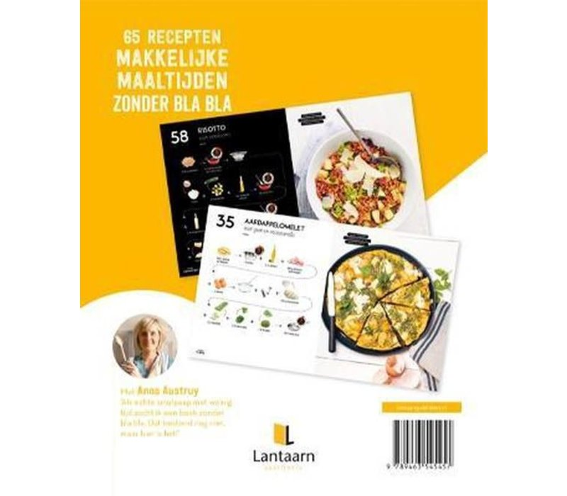 Koken zonder BLA BLA- Makkelijke maaltijden