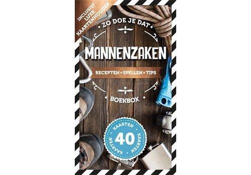 De Lantaarn Mannenzaken boekbox