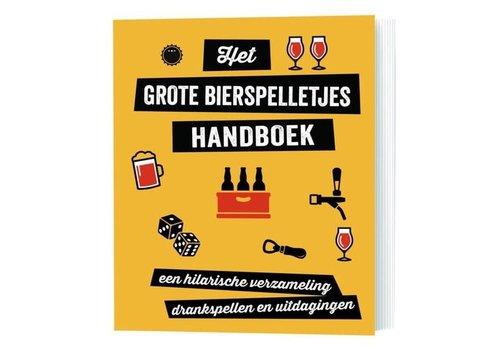 De Lantaarn Het grote bierspelletjes handboek