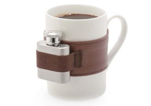 Mags Koffiebeker met platvink