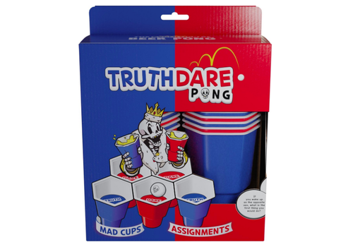 Rebelz Games Truth Dare Pong