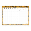 Monthly Planner Cheetah