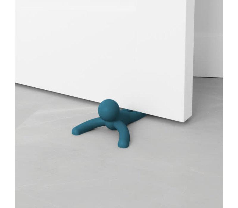 Buddy - blauwe deurstopper