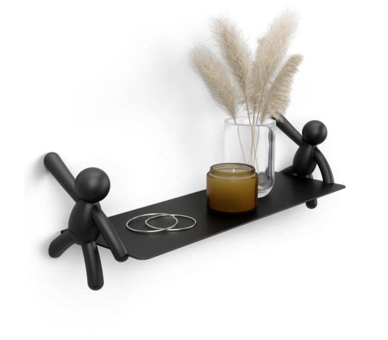 Buddy - Plank zwart