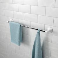 Flex - handdoekrek chroom