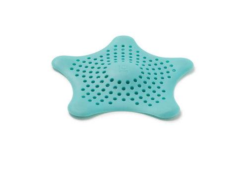 Starfish- haaropvanger blauw