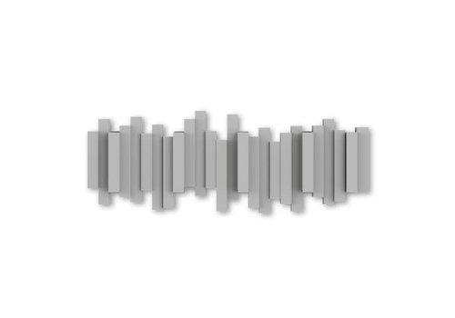 Sticks- kapstok grijs