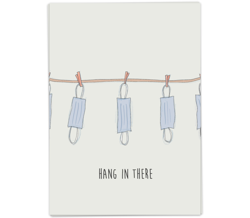 Hang in there (laundry)