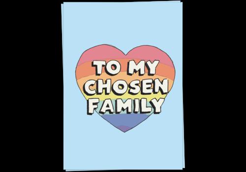 Kaart Blanche Chosen Family