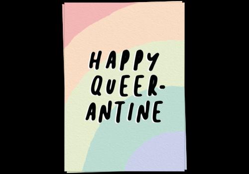 Kaart Blanche Happy Queerantine