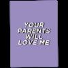 Kaart Blanche Your parents