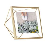 Prisma-  fotolijst 10x10cm goud