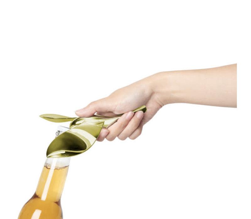 Tipsy - flesopener goud