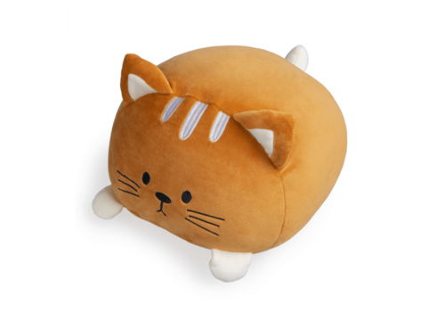 Balvi Cushion Sweet Kitty bruin