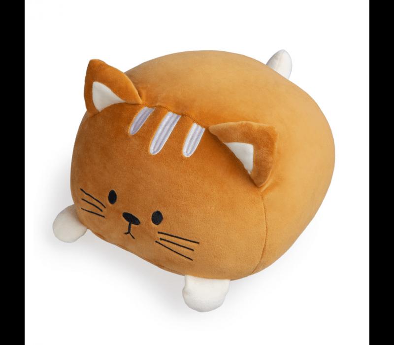 Kussen Kitty - bruin