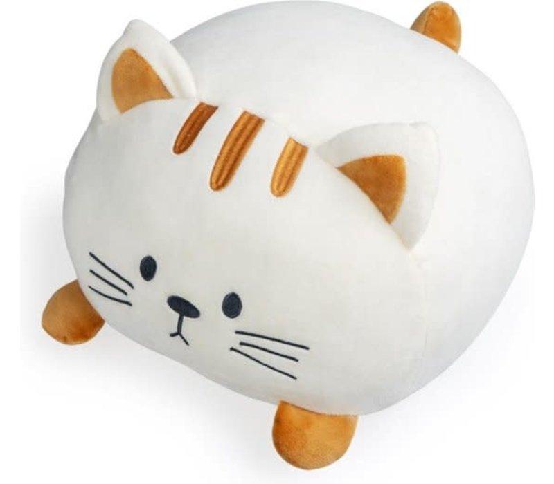 Kussen Kitty - wit