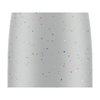 Chilly's thermosfles 500ml Speckled Grey
