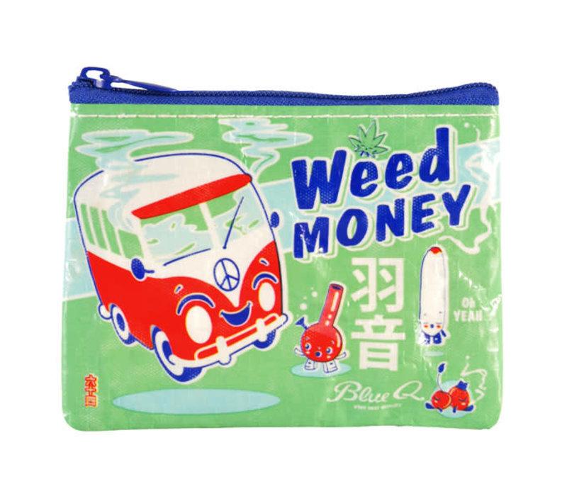 Portemonneetje - Weed Money
