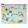 Cortina Toilettas - Cute Lil Mushrooms