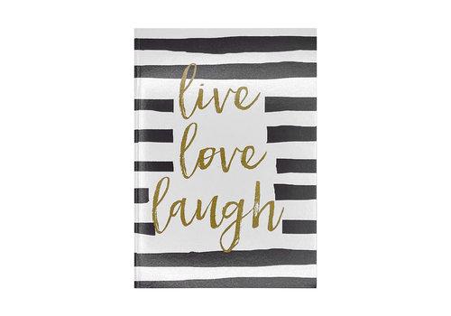 MAP Schrift - Live Love Laugh