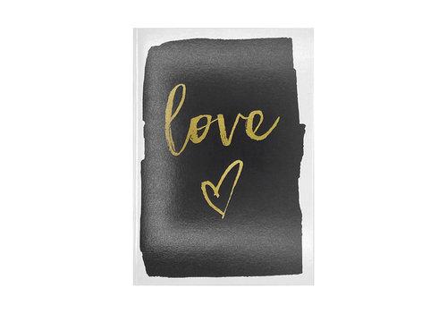 MAP Schrift - Love