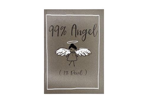 MAP Schrift - 99% Angel